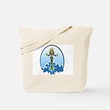 Mermaid Goddess Tote Bag