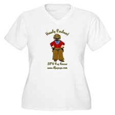 DFWPRC Cowboy Pug - Single Sided T-Shirt