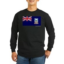 Falkland Islands Flag on a T
