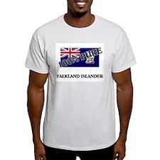 100 Percent FALKLAND ISLANDER T-Shirt