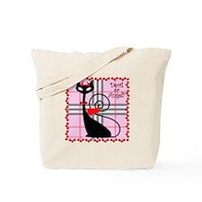 Devil or Angel? Tote Bag
