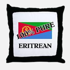 Cute Eritrean culture Throw Pillow