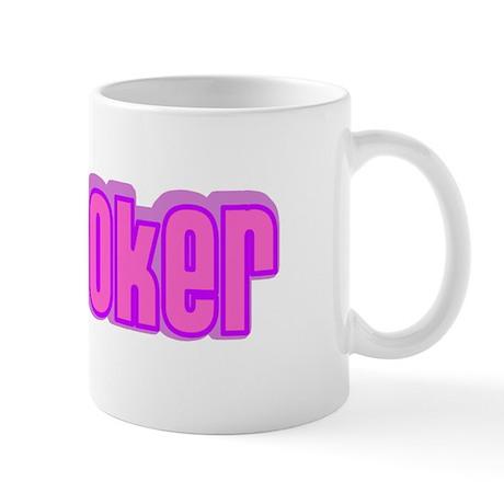 ex-smoker (pink) Mug