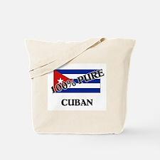 100 Percent CUBAN Tote Bag