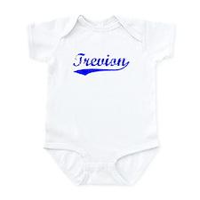 Vintage Trevion (Blue) Infant Bodysuit