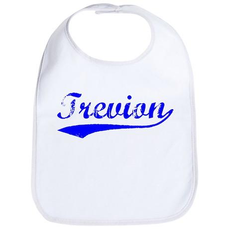 Vintage Trevion (Blue) Bib