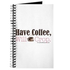Have Coffee, Will Crop Journal