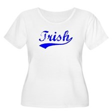 Vintage Trish (Blue) T-Shirt