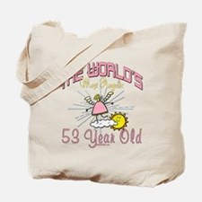 Angelic At 53 Tote Bag