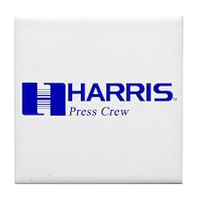 Tile Coaster-HARRIS PRESS CREW