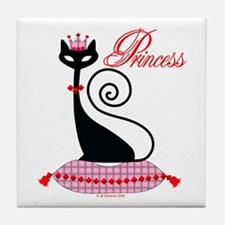 The Princess Tile Coaster