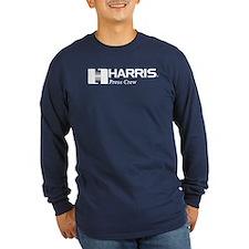 T-HARRIS PRESS CREW