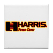 Tile Coaster-HARRIS PRESS CREW-FIRE