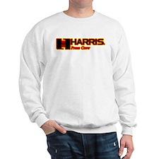 Sweatshirt-HARRIS PRESS CREW-FIRE