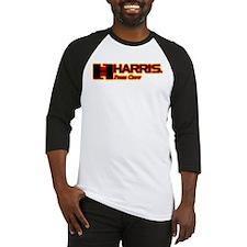 Baseball Jersey-HARRIS PRESS CREW-FIRE