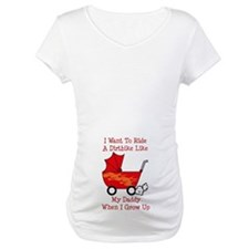 Ride A Dirtbike Like Daddy Shirt