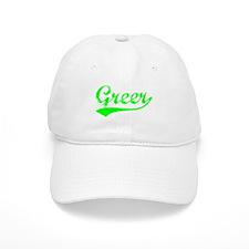 Vintage Greer (Green) Baseball Cap