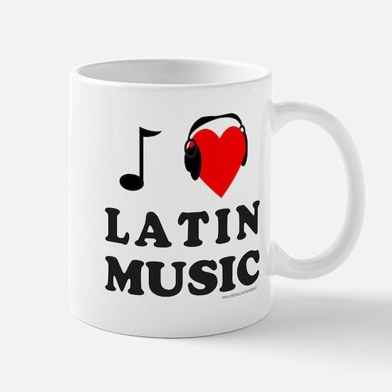 LATIN MUSIC Mug