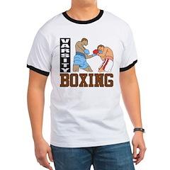 Boxing Varsity T