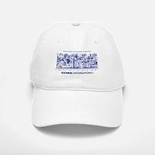 Baseball Baseball Cap-PIONEERS & MASTERS-GOSS BLUE