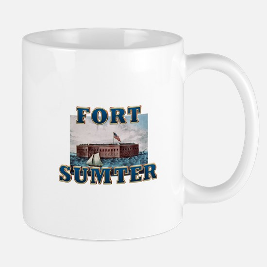 ABH Fort Sumter Mug