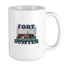 ABH Fort Sumter Mug