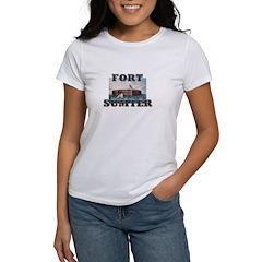 ABH Fort Sumter Women's T-Shirt