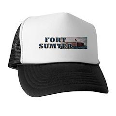 ABH Fort Sumter Trucker Hat