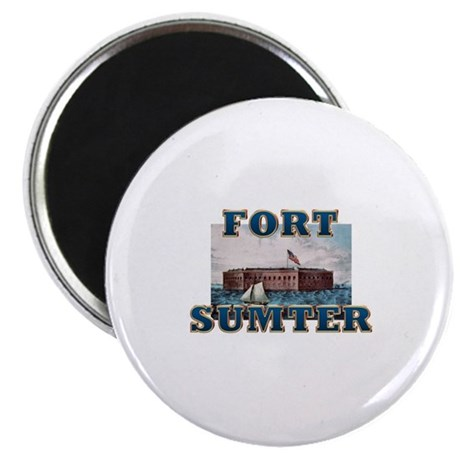 ABH Fort Sumter Magnet
