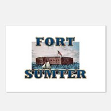ABH Fort Sumter Postcards (Package of 8)