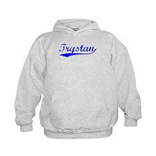 Vintage Trystan (Blue) Hoodie