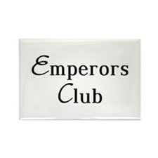 Classy Emperors Club Rectangle Magnet