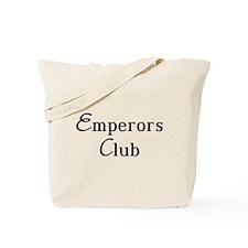 Classy Emperors Club Tote Bag