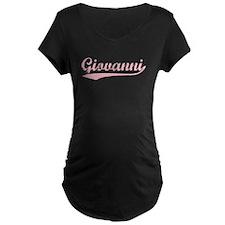 Vintage Giovanni (Pink) T-Shirt