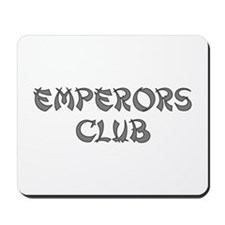 Silver Emperors Club Mousepad