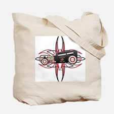 Hot Rod & Flamin' Eye Tote Bag