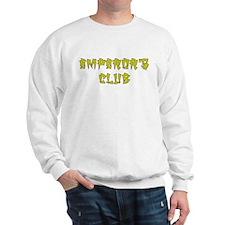 Gold Emperors Club Sweatshirt