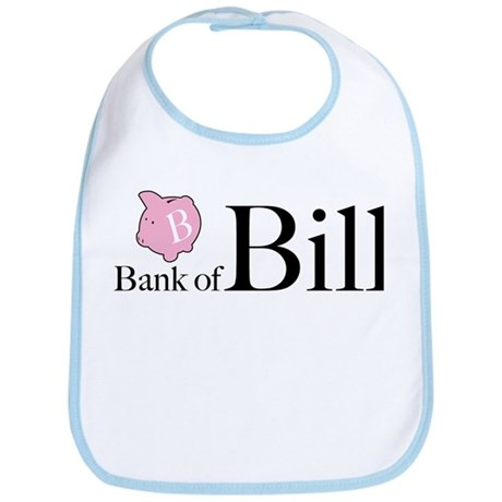 Bank of Bill Bib