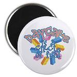Daycare - Circle of fun! Magnet