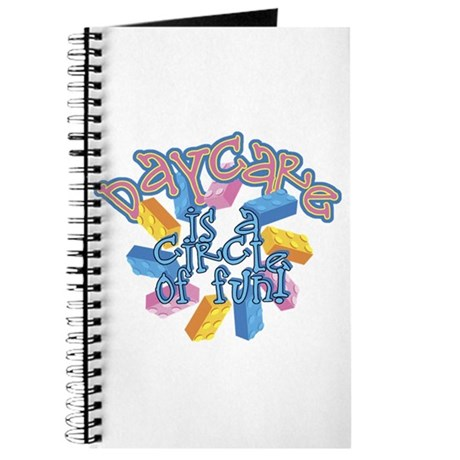 Daycare - Circle of fun! Journal