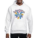 Daycare - Circle of fun! Hooded Sweatshirt