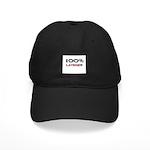 100 Percent Latener Black Cap