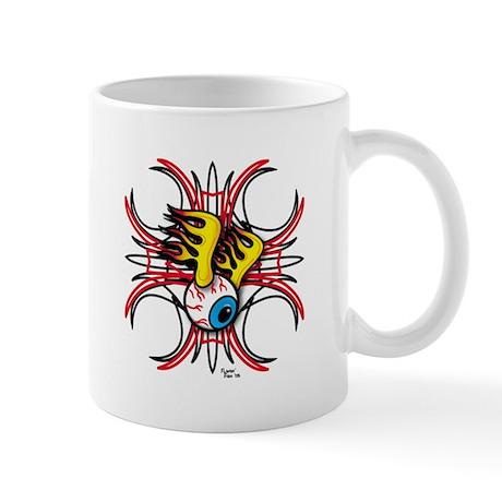 Flamin' Eye Mug