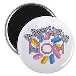 Daycare Mom - Lego Magnet