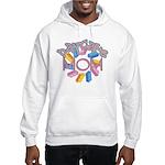 Daycare Mom - Lego Hooded Sweatshirt