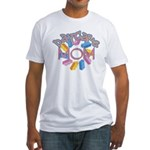 Daycare Mom - Lego Fitted T-Shirt