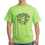 Daycare Mom - Lego Green T-Shirt