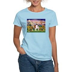 Autumn Angel /Bulldog T-Shirt