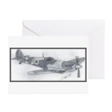 Spitfire Greeting Cards (Pk of 10)