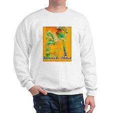 Drawing the MotmotSweatshirt